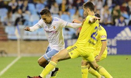 (Crónica) El Zaragoza prolonga su mala racha con un 'k.o.' en la Copa del Rey