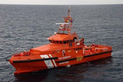 Trasladados a Almería y Málaga a los 206 rescatados de cuatro pateras este jueves