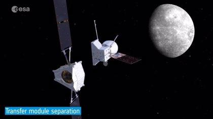 La ESA lanza mañana su misión BepiColombo rumbo a Mercurio