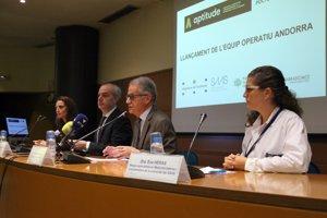 Andorra, España y Francia colaboran para prevenir la dependencia de las personas mayores