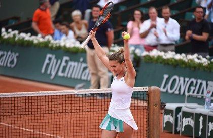 Simona Halep, premio WTA a la jugadora del año