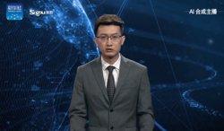 La agencia china Xinhua incorpora un presentador virtual a su plantilla de trabajadores