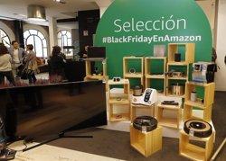 Amazon abre su primera tienda 'pop up' en Madrid y contrata para Black Friday y Navidad a 2.200 trabajadores temporales