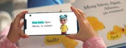 StorySign es una app que usa la IA de Huawei para enseñar a leer a los niños sordos