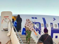 ACNUR confirma la primera evacuación de refugiados desde su nuevo centro de protección para desplazados en Libia