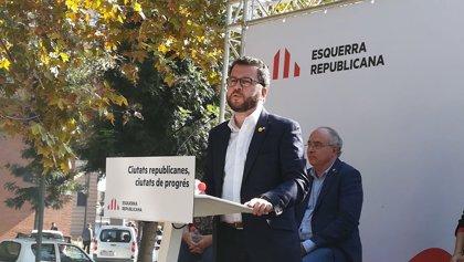 Aragonès responde al Gobierno que no existe dejación de funciones: