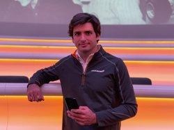 El piloto de F1 Carlos Sainz destaca