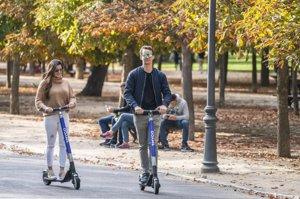La empresa española de patinetes eléctricos MYGO ofrece un seguro médico gratuito ante posibles accidentes