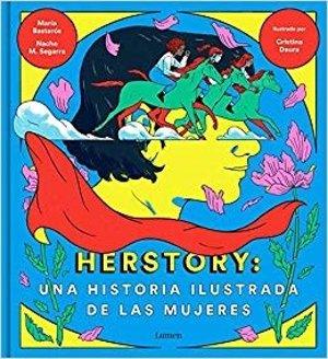 'Herstory', un libro ilustrado sobre feminismo que cuenta historias de mujeres