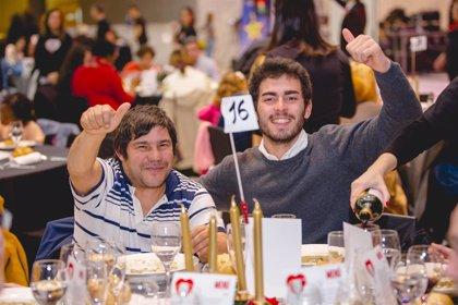 Más de 40 chefs prepararán el 23 de diciembre la cena solidaria 'Te invito a cenar' para personas en riesgo de exclusión
