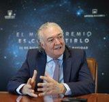 Jesús Huerta, presidente de SELAE, afronta su primer sorteo de Navidad con un