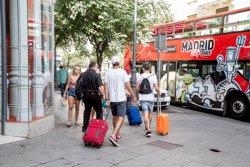 España recibe 78,4 millones de turistas hasta noviembre, con un gasto de 84.811 millones, un 2,8% más