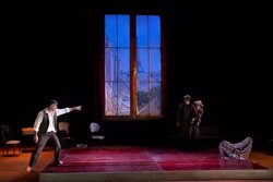 Dan Jemmet lleva 'Nekrassov' al Teatro de La Abadía, una reflexión sobre
