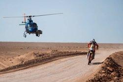 Sunderland gana en motos y Nani Roma persigue a Loeb en la maratón hacia Arequipa