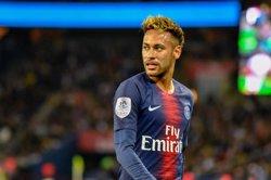 Neymar se enfada con