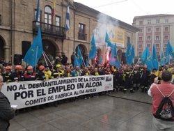 La alcaldesa de Avilés pide al Gobierno la