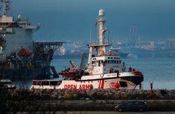 Salvamento Marítimo Humanitario critica al Gobierno por