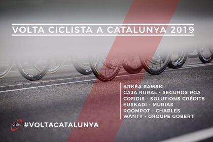 La Volta elige a Caja Rural, Euskadi-Murias o Cofidis entre los equipos invitados