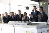 El Rey Felipe VI inaugura el Aeropuerto Internacional de Murcia, que comienza a operar con 12 destinos europeos
