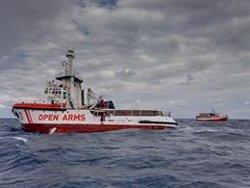 Compromís reclama explicaciones al Gobierno por impedir al Open Arms volver al Mediterráneo a rescatar migrantes