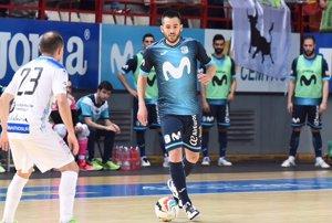Movistar Inter y Aspil Vidal Ribera Navarra acceden a la 'Final Four' de la Copa del Rey