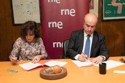 RTVE y la OEI firman un acuerdo para la difusión de contenidos de actualidad sobre Iberoamérica
