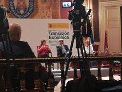 Ribera dice que la Ley de Cambio Climático estará