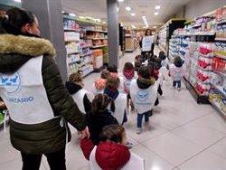 La Federación Bancos de Alimentos y Cruz Roja Española las ONG mejor valoradas por sus voluntarios en 2018