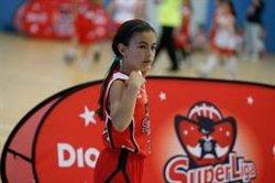 Más de 200 niños participarán en Málaga en la tercera edición de la SuperLiga Dia-FEB