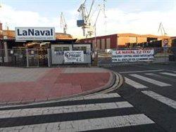 Los trabajadores de La Naval deciden este lunes en asamblea nuevas movilizaciones