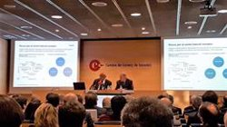 Oliu (Banco Sabadell) dice que los resultados de 2018 estarán