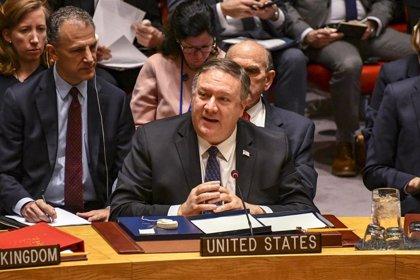 Arreaza: En Venezuela no hay una crisis humanitaria, hay una economía bloqueada