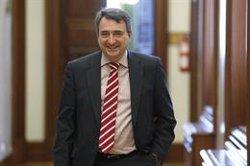 Esteban (PNV) estará presente en el arranque del juicio del 'procés' para apoyar a los acusados