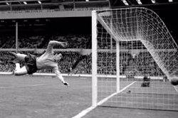 Fallece el exportero inglés Gordon Banks, autor de la parada del siglo a Pelé