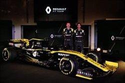 Renault desvela el nuevo R.S.19 que pilotarán Ricciardo y Hulkenberg