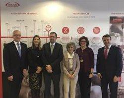Carcedo destaca la necesidad de garantizar que los fármacos de terapia celular alogénica lleguen a todos los ciudadanos