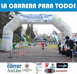 Unos 2.500 corredores visibilizan en Madrid a los más de 15.000 niños que están a la espera de ser acogidos