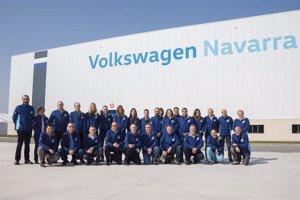 Volkswagen Navarra consigue una reducción media del 25% en cinco indicadores ambientales