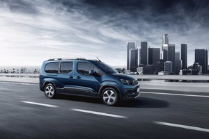Peugeot lanza la versión larga del Rifter, fabricado en Vigo y con 35 centímetros más