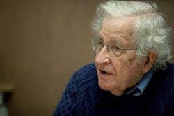 Noam Chomsky, Premio Fundación BBVA por sus contribuciones al estudio del lenguaje humano