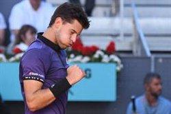 Thiem remonta a Federer y se cita en semifinales de Madrid con Djokovic