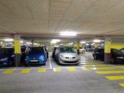 OCU denuncia que en más del 40% de los aparcamientos no están visibles las tarifas antes de entrar