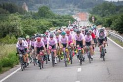 Contador, Pereiro y cerca de 7.000 ciclistas participan este domingo en la VI Polar Gran Fondo La Mussara