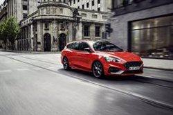 Ford desvela el nuevo Focus ST en versión familiar, que saldrá a la venta en verano