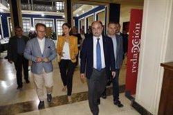 Maroto confirma que Zaragoza será la sede de la Mesa Nacional de la Movilidad