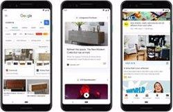 Google introduce los anuncios en la función Discover de su aplicación