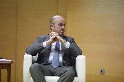 Guindos (BCE) alerta del riesgo de