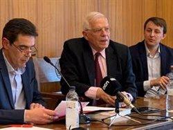Borrell alerta del peligro del discurso