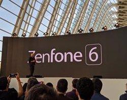 Asus introduce la cámara abatible 'Flip Camera' con 48mpx en su ZenFone 6 para una pantalla libre de marcos y muescas