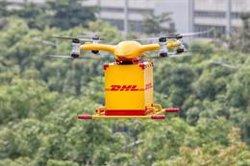 Los drones inteligentes de DHL ya reparten paquetes en China de forma autónoma